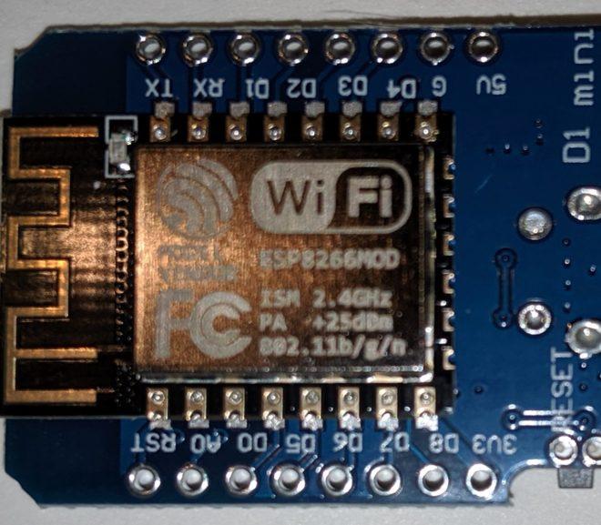 ESP8266 Project